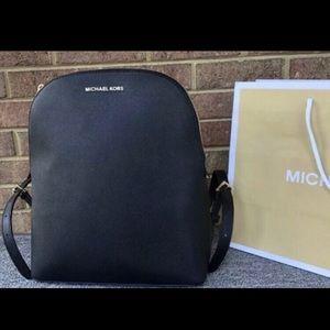 $298 Michael Kors Cindy  Backpack MK Purse Bag